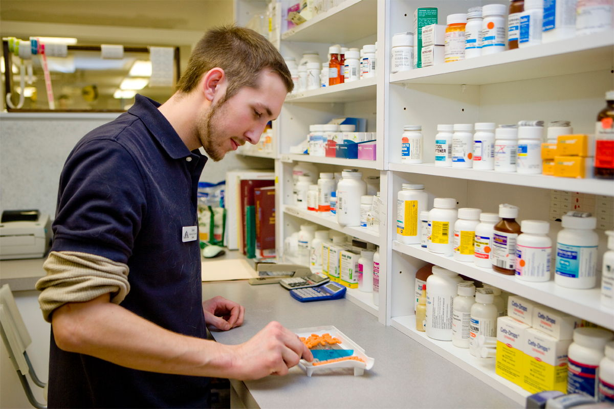 On-site Pharmacy