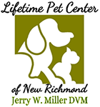 Lifetime Pet Center of New Richmond Logo