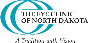 The Eye Clinic of North Dakota logo