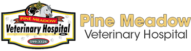 Pine Meadow Veterinary Hospital Logo