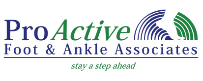 Proactive Foot and Ankle Associates logo