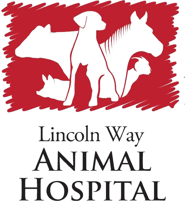 lincoln way animal hospital logo