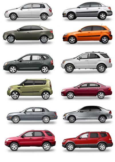 More Kia Automotive