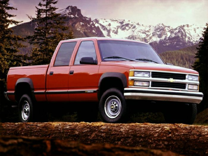2000 Chevrolet C3500 Specs, Safety Rating & MPG - CarsDirect