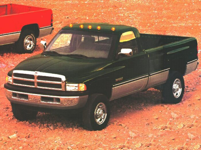 1997 dodge ram 2500 specs safety rating mpg carsdirect. Black Bedroom Furniture Sets. Home Design Ideas