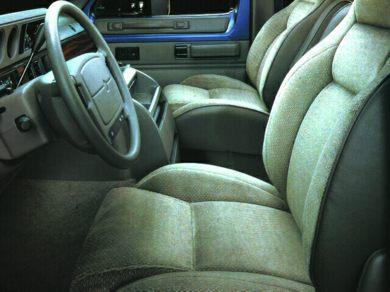 1996 Dodge Ram Van 2500 Specs Safety Rating  MPG  CarsDirect