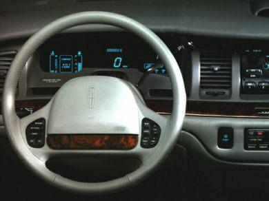 Gi 1996 Lincoln Town Car
