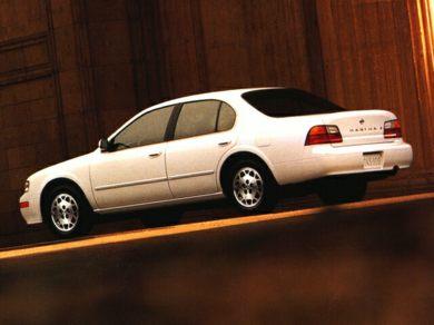 Ge 1996 Nissan Maxima