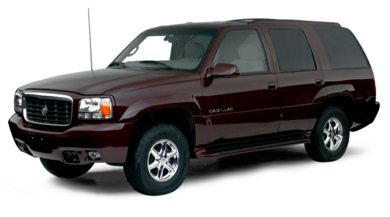 2000 Cadillac Escalade Specs, Safety Rating & MPG - CarsDirect