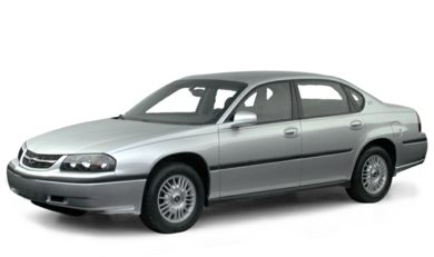 2000 Chevrolet Impala Specs, Safety Rating & MPG - CarsDirect