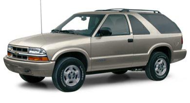 2000 Chevrolet Blazer Specs, Safety Rating & MPG - CarsDirect
