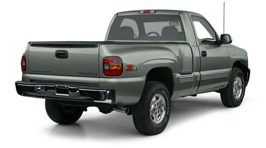 2000 Chevrolet Silverado 1500 Styles Features Highlights