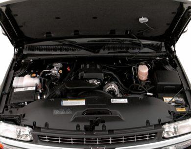 2000 Chevrolet Silverado 2500 Styles & Features Highlights