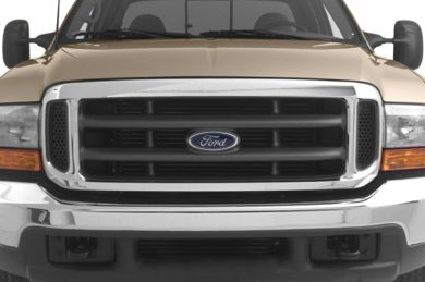 Grille  2000 Ford F-250