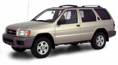 2001 pathfinder mpg