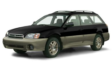 2000 Subaru Outback Specs Safety Rating MPG