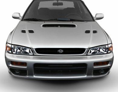 2000 Subaru Impreza Specs Safety Rating MPG