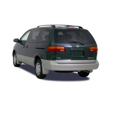 d06c50f908 2000 Toyota Sienna Styles   Features Highlights