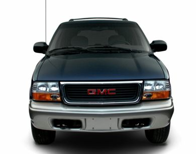 Grille  2001 GMC Jimmy