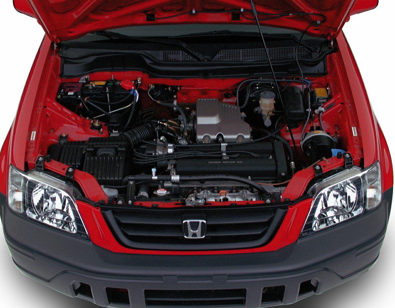 2001 Honda Cr V Styles Amp Features Highlights