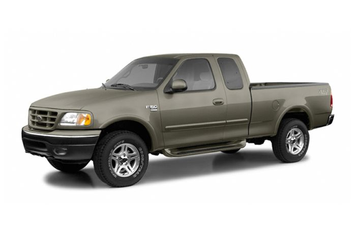 Brian Bemis Ford >> 2002 Ford F-150 Specs, Safety Rating & MPG - CarsDirect