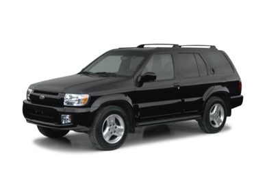 2002 infiniti qx4 styles features highlights. Black Bedroom Furniture Sets. Home Design Ideas