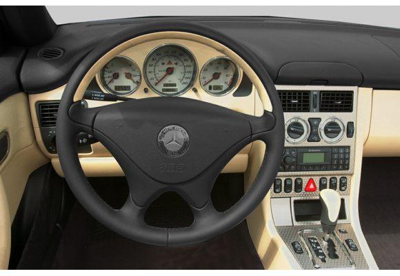 2002 Mercedes-Benz SLK320 Pictures & Photos - CarsDirect