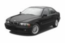 3/4 Front Glamour 2003 BMW 540