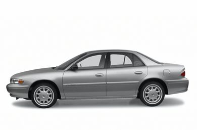 90 Degree Profile 2003 Buick Century