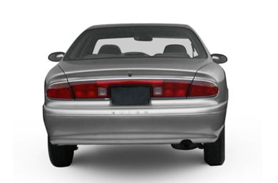 2003 buick century styles & features highlights