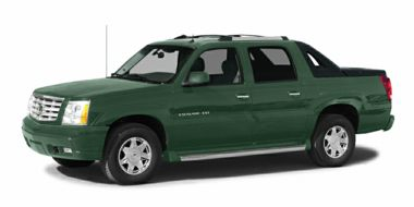 2003 Cadillac Escalade EXT Color Options - CarsDirect