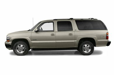 See 2003 Chevrolet Suburban 1500 Color Options - CarsDirect