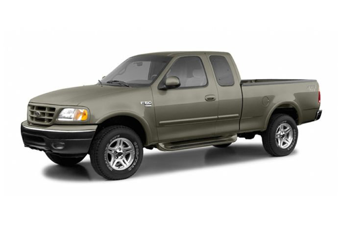 2003 Ford F-150 Specs, Safety Rating & MPG - CarsDirect