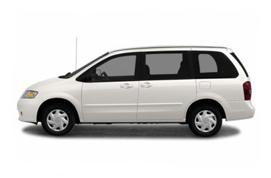 90 Degree Profile 2003 Mazda MPV
