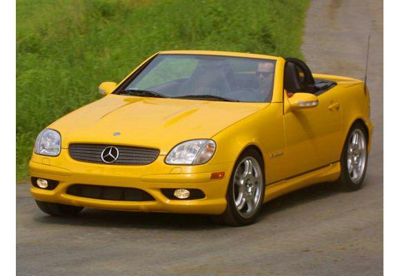 2003 Mercedes-Benz SLK320 Pictures & Photos - CarsDirect