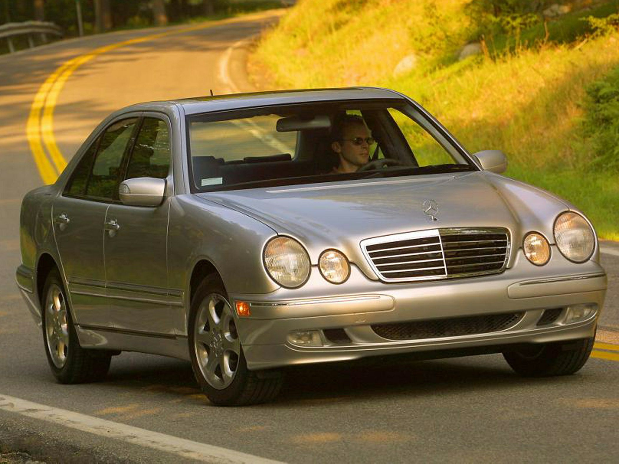 2003 Mercedes Benz E55 Amg Specs Safety Rating Amp Mpg