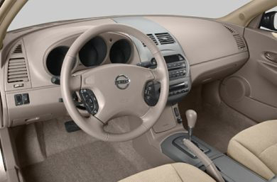 Steering Wheel 2003 Nissan Altima