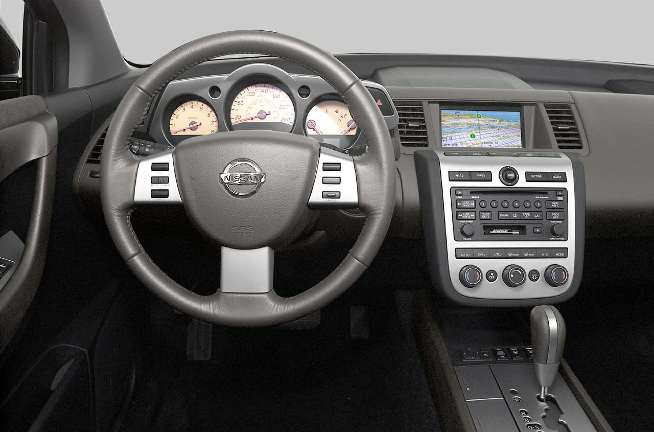 2003 Nissan Murano Pictures Amp Photos Carsdirect