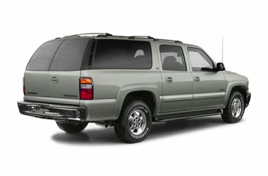 2004 Chevrolet Suburban 1500 Specs Safety Rating  MPG  CarsDirect