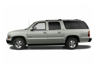 2004 Chevrolet Suburban 2500 Specs Safety Rating  MPG  CarsDirect