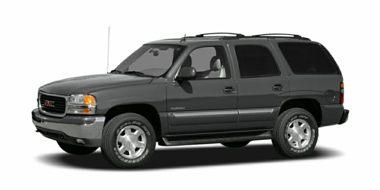 2004 GMC Yukon Color Options - CarsDirect
