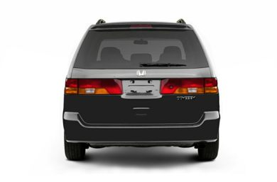 Rear Profile 2004 Honda Odyssey