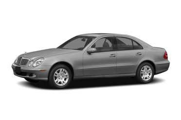 Used 2004 Mercedes-Benz E320 Specs, MPG, Horsepower & Safety