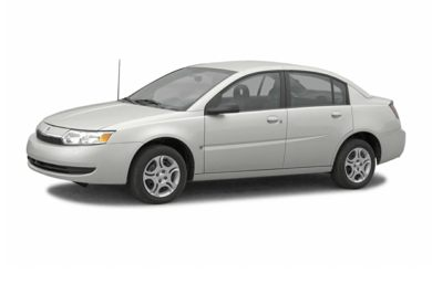 2004 Saturn ION Specs, Safety Rating & MPG - CarsDirect