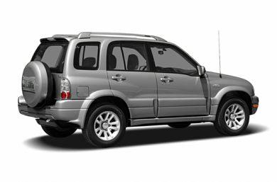2004 Suzuki Grand Vitara Styles Amp Features Highlights