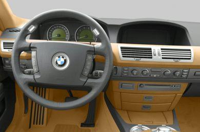 Steering Wheel 2005 BMW 745