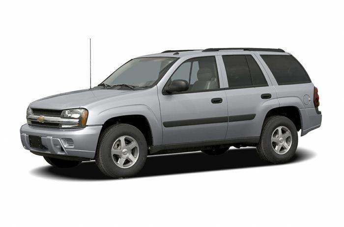 2005 Chevrolet Trailblazer Specs Safety Rating Mpg Carsdirect