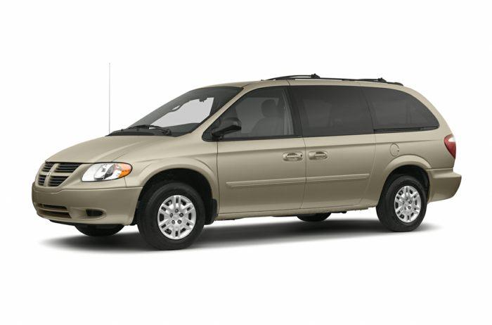 2005 Dodge Grand Caravan Cv Cargo Van