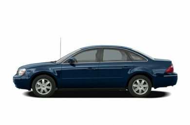 90 Degree Profile 2005 Ford Five Hundred