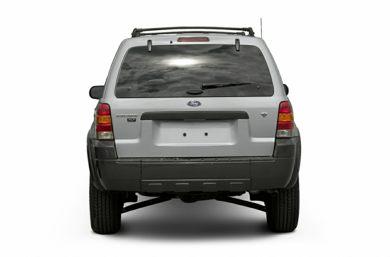 Rear Profile 2005 Ford Escape